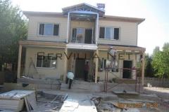Hafif Çelik Villa Yapım Aşamaları